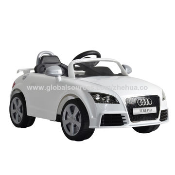 China For Children Licensed Audi Ride On Electric Toy Car Price Go - Audi car price