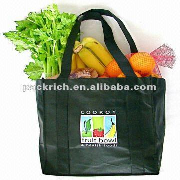 Heavy Duty Eco Friendly Shopping Bag 1 Coustomer Design Acceptable