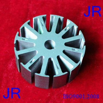 ac electric motor stator rotor lamination | Global Sources