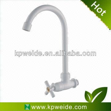 China Abs Fast Opening Plastic Kitchen Faucet