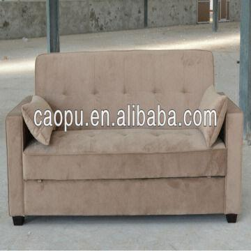 China European Style Fabric Sofa Bed Furniture