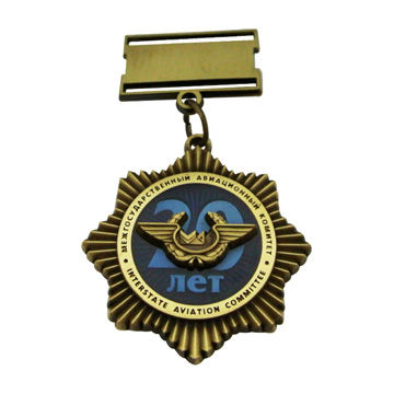 Military service medals