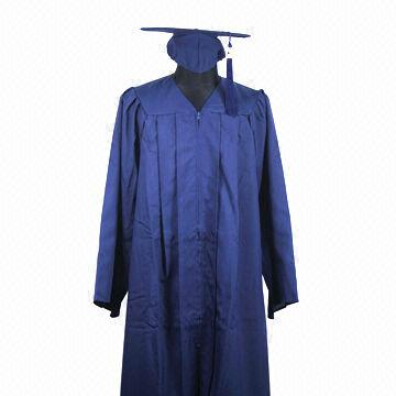 e3830deab58 China High-school Graduation Gowns and Caps