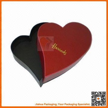 Heart Shaped Chocolate Box Chocolate Packaging Box Chocolate