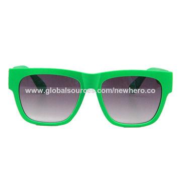 6c2e6d89e4 China La moda colorida del nuevo diseño 2016 polarizó las gafas de sol con  el logotipo