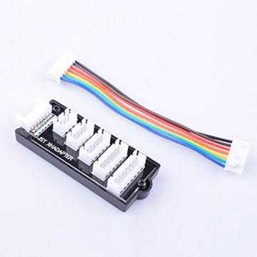 JST-XH Lipo Balance Charging Board Adapter for RC 6S Lipos Battery Charging