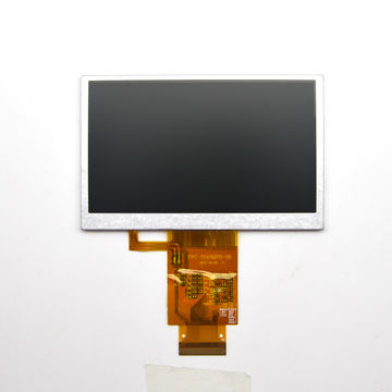 """China 4.3""""inch 480×272 TFT LCD module 10-leds RGB/40PIN/24bit for IP Phone"""