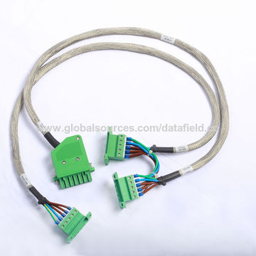 B1054956805 china automotive cable harness with jaso, sae or iso standard, oem cable harness at edmiracle.co