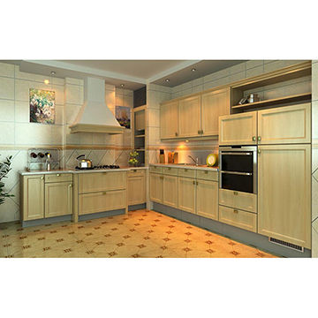 Vinyl Wrap Kitchen Cabinet Nice Appearance Global Sources
