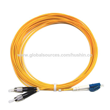 Fiber Optic Patch Cord (Single Mode) FC-LC (HS-167) | Global Sources