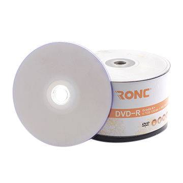 picture regarding Printable Dvd Rs named 4.7GB Blank Disc Printable DVD, R 16X World-wide Methods