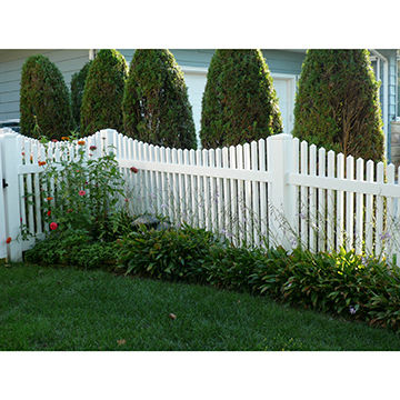 decor split bamboo fencing outdoor decorations.htm china picket fence pvc garden from xi an wholesaler profit  china picket fence pvc garden from xi