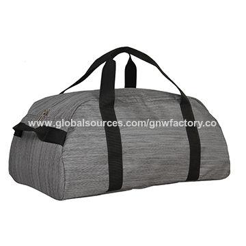 8ef22d90377f China Travel Duffel Bag from Xiamen Manufacturer  Xiamen Goldenway ...