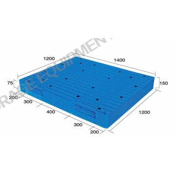Plastic pallets made