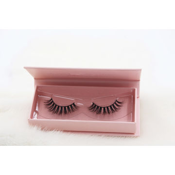 ae82fd399a2 ... China Wholesale custom High Quality Mink Eyelashes packaging box ...