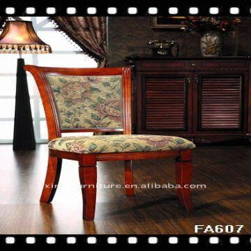 Classical Upholstery Fabric Dining Chairs Fa607 Fh Global Sources