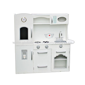 2016 Funny Wooden Toddler Kitchen Play Set