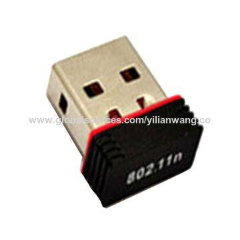China Network Wireless USB Adapter, L1500B 150Mbps Ralink