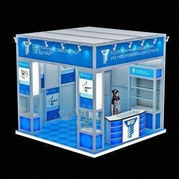 Exhibition Stand Design Specifications : New m standard exhibition booth with awesome outlook global