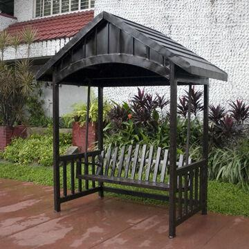 Garden Swing Made Of Wrought Iron Global Sources