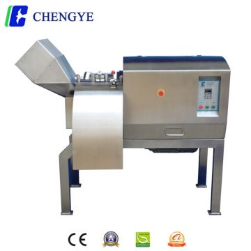 Frozen meat slicer machine / meat cutting machine for