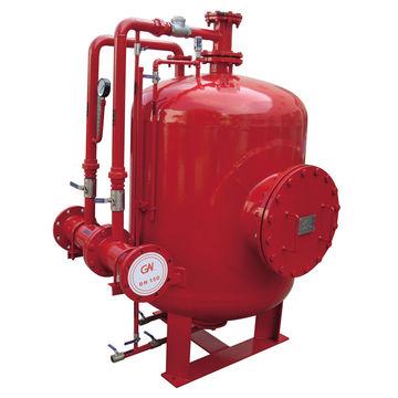 Foam Tank Foam Bladder Tank Pressure Type Foam Proportioning Unit