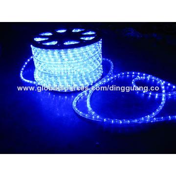 China 2 Wire 12v Or 24v Rope Light 3 8