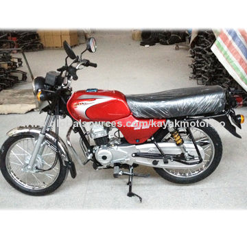Street Bike Boxer, 100cc Engine Spoke/Wheels, 95km/Hour Top Speed