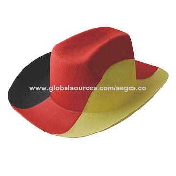 85f5b7bb2 China New Arrival Fashion Fan Cowboy Hat on Global Sources