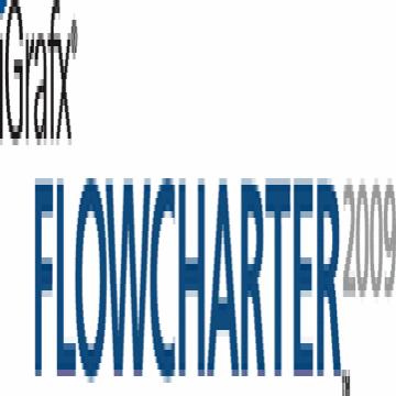 china igrafx flowcharter 2009 process mapping software - Flowcharter Software