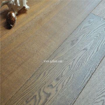 China Unfinished Red Oak Hardwood Flooring Wooden Floor Tiles Parquet