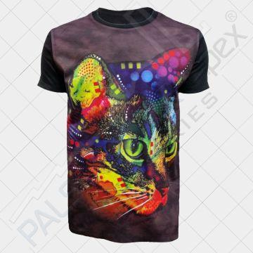 Sublimation T Shirts | Men's sublimation printed T-shirts | Global