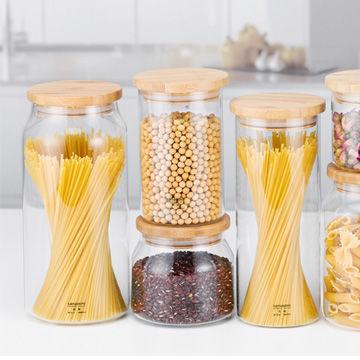 China Glass storage jars from Guangzhou Wholesaler Guangdong