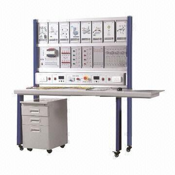 Workbench Type PLC Trainer with Power Box | Global Sources