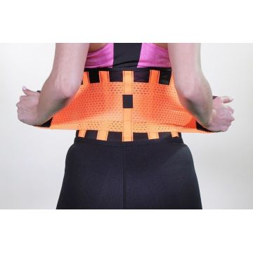 6afb95db16057 Tecnomed Xtreme Fitness Power Weight Lifting Belt Body Shaper ...