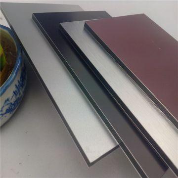Exterior size 5mm aluminium composite panel acp sheet ACP