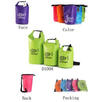 China Dry bag, PVC, colorful materiel and printing
