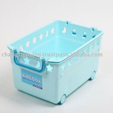 Plastic Storage Bin South Korea
