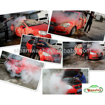 China 15bar high pressure steam car washer with CE approval