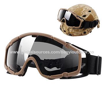 dd4fac06cc China Helmet Goggles