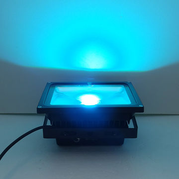 China Led Outdoor Light Rgb Color Changing Flood Light From