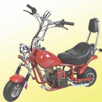 43cc Mini Halley Chopper Pocket Bike With Chain Drive Global Sources