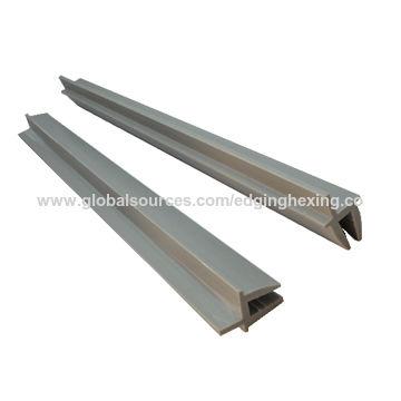 Hexing Nuctilucent PVC Edging Trim Laminated Edge Strips