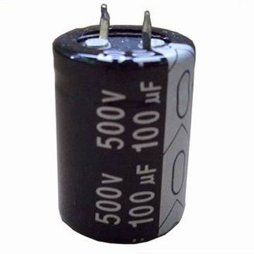 China 1000μF 200V Aluminum Electrolytic Capacitor, Snap in Type, RoHS Directive-compliant