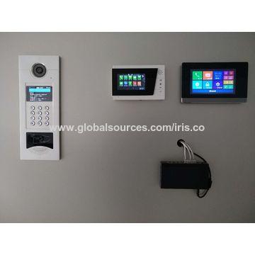 China Apartment Intercom Ip Video Door Phone Max Support 9999 Indoor Monitors