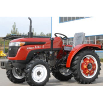 China 4 Wheel Tractor 244 Km385 Engine Chinese Minitractor Garden