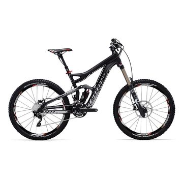 Cannondale Claymore 1 Mountain Bike 2012 Full Suspension Mtb