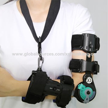 44adc53e7d China Elbow Hinged Brace/ orthotic arm support/holder/nursing care with  length and ...