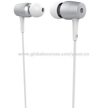 80eb828638e China Celebrat G1 full metal sport earphones wired,OEM metal headphones  with microphone ...