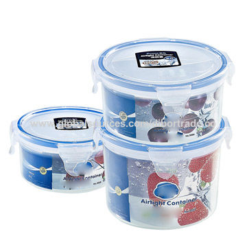 Fridge Storage containers Airtight Keep Food Fresh a variety of